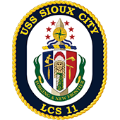 USS Sioux City, LCS 11